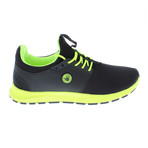 Monza // Black + Neon Yellow (US: 9)