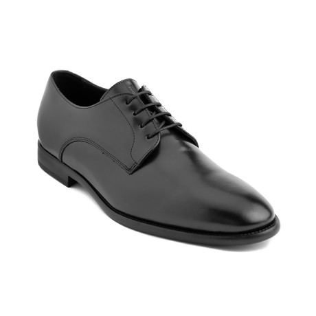 Luke Leather Derby Dress Shoes // Black (EU 40)