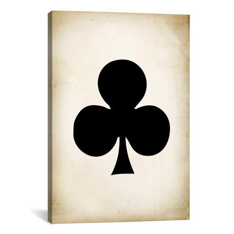 "Card I: Club // PatentPrintStore (18""W x 26""H x 0.75""D)"