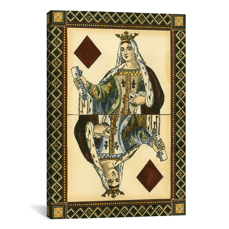 """Let`s Play Cards IV // Vision Studio (18""""W x 26""""H x 0.75""""D)"""