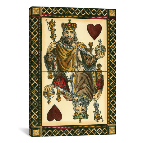 """Let`s Play Cards III // Vision Studio (18""""W x 26""""H x 0.75""""D)"""