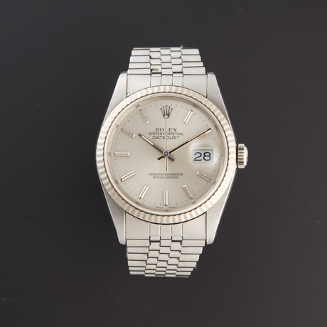 Rolex Datejust 36 Automatic // 16234 // L Serial // Pre-Owned