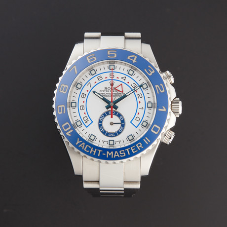 Rolex Yacht Master II Automatic // 116680 // Random Serial // Pre-Owned