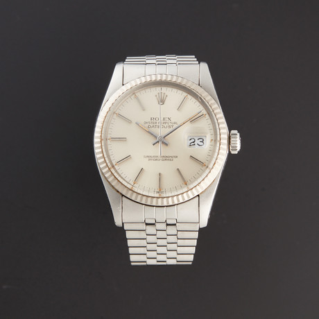 Rolex Datejust 36 Automatic // 16014 // 8 Million Serial // Pre-Owned