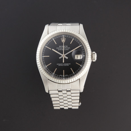 Rolex Datejust 36 Automatic // 16014 // 6 Million Serial // Pre-Owned