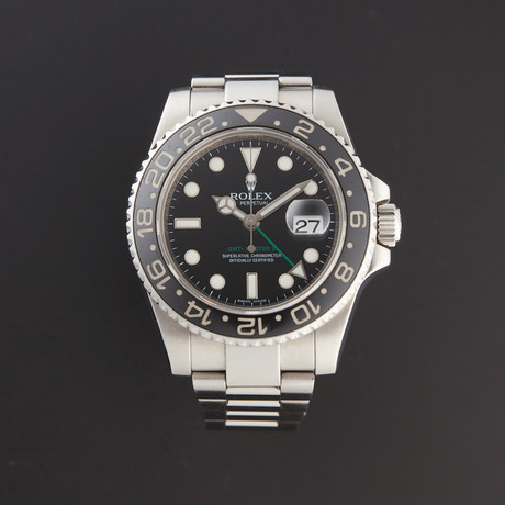 Rolex GMT Master II Automatic // 116710 // Z Serial // Pre-Owned