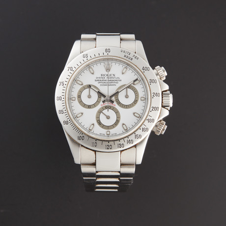 Rolex Daytona Automatic // 116520 // D Serial // Pre-Owned