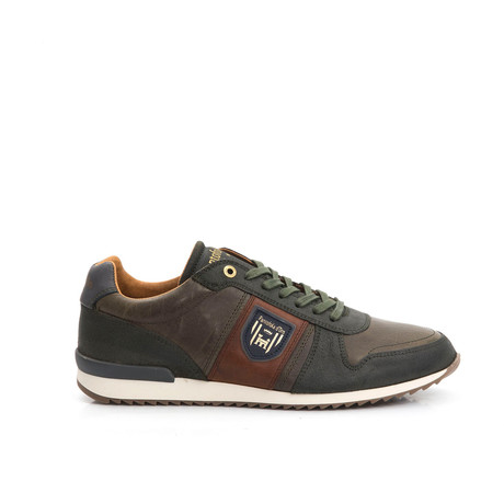 Umito Low Sneakers // Olive (Euro: 43)