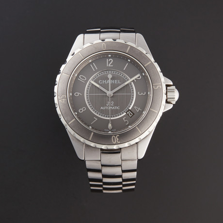 Chanel J12 Automatic // H2934 // Pre-Owned