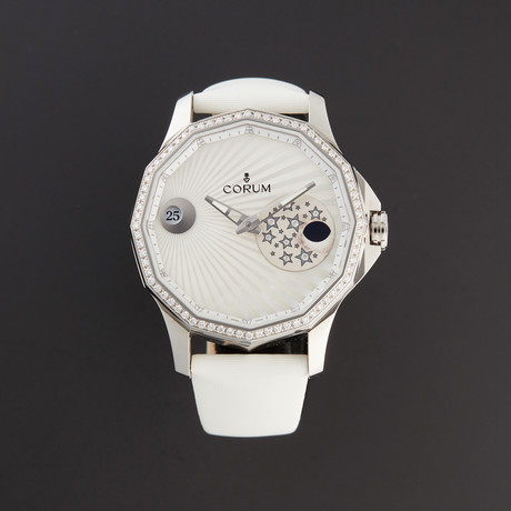 Corum Admiral's Cup Legend Mystery Moon Automatic // 384.101.47/0F49 AA01 // Store Display