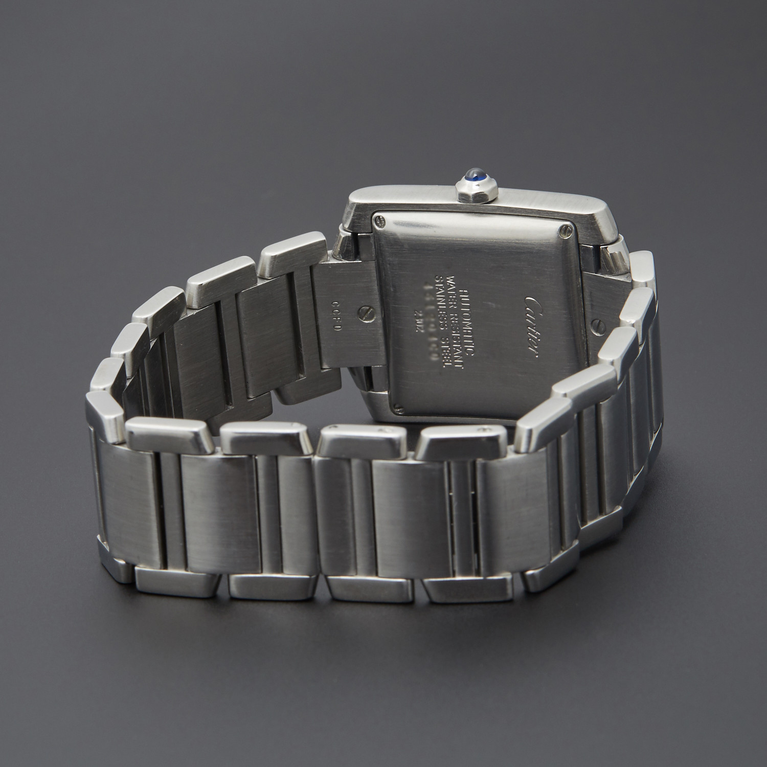 db262868720 Cartier Tank Francaise Large Automatic    2302    Pre-Owned ...
