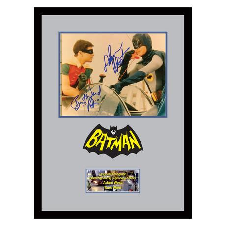 Batman // Adam West + Burt Ward