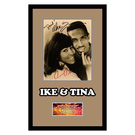 Ike + Tina Turner