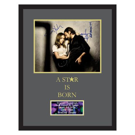 A Star is Born // Lady Gaga + Bradley Cooper
