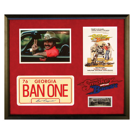 Smokey And The Bandit // Burt Reynolds