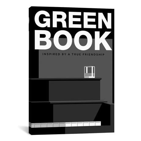 """Green Book Alternative Poster // Popate (18""""W x 26""""H x 0.75""""D)"""