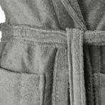 Etrusk Bathrobe // Gray (Small)