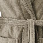 Etrusk Bathrobe // Vison Taupe (Small)