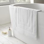 Pacifique Bathmat // White (Regular)