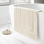 Pacifique Bathmat // Egret (Regular)