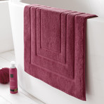 Pacifique Bathmat // Beet Red // Large
