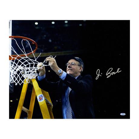 Jim Boeheim // Signed Photo