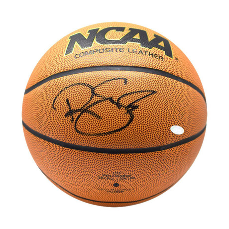 Ralph Sampson // Signed NCAA Basketball
