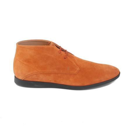 Suede Chukka Boot // Orange (UK 6)
