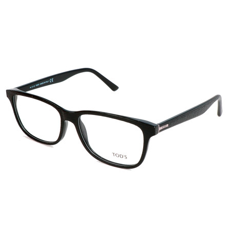 Men's TO5149 Optical Frames // Shiny Black