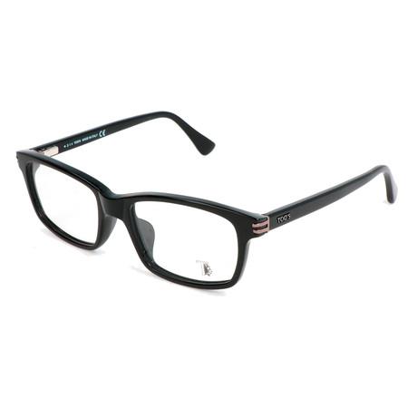 Men's TO4105 Optical Frames // Shiny Black