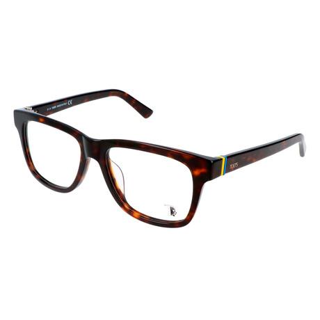 Men's TO4117 Optical Frames // Dark Havana