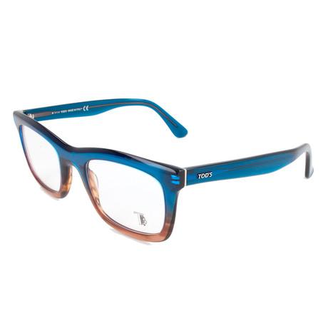 Men's TO5118 Optical Frames // Blue