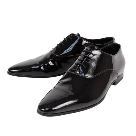 Saint Laurent // Patent Leather Dress Shoes // Black (US: 8)