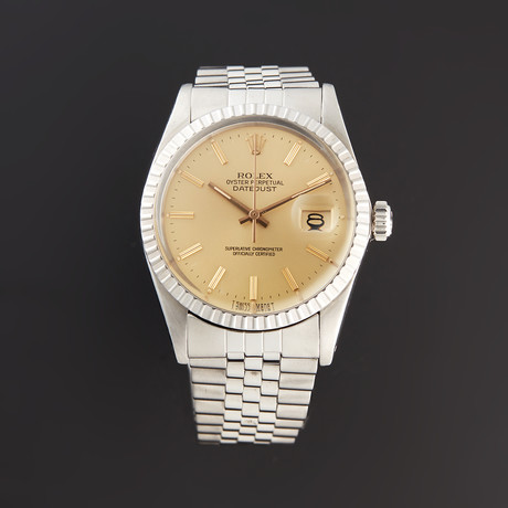 Rolex Datejust Automatic // 16030 // Pre-Owned