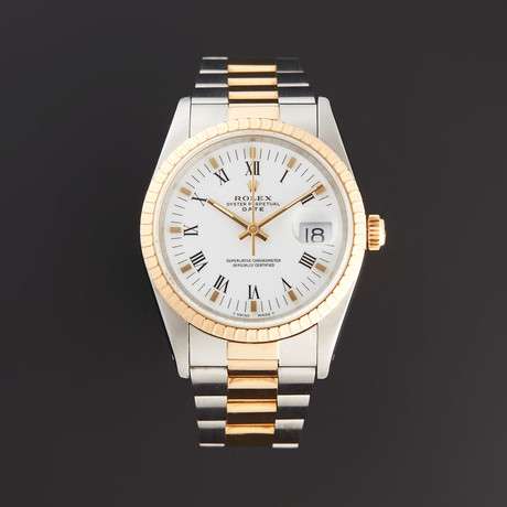 Rolex Date Automatic // 15233 // Pre-Owned