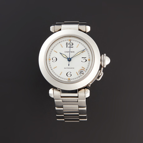 Cartier Pasha C Automatic // W31015M7 // Pre-Owned