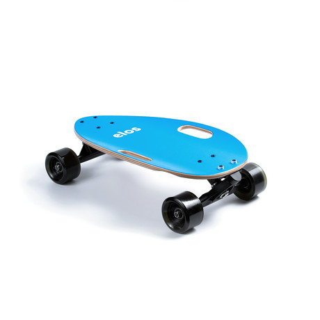 Elos Skateboard // Lightweight Series // Elos Blue