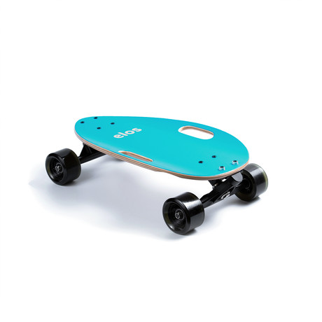 Elos Skateboard // Lightweight Series // Ocean Green