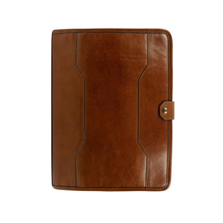 The Call Of The Wild // Leather Organizer // Brown