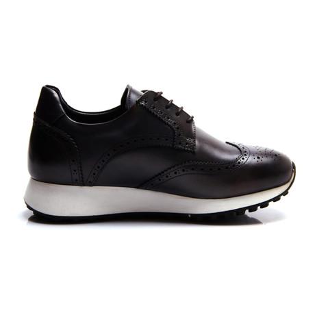 Alex Sneaker // Black (Euro: 40)