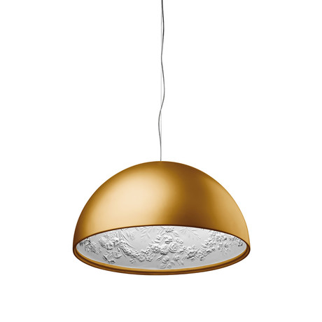 Dome Pendent Lamp (Coffee)