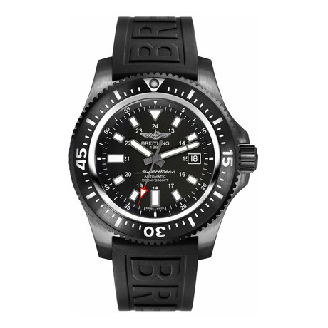 Breitling SuperOcean Automatic // M1739313/BE92DB // New