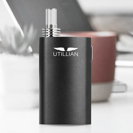 Utillian 421 // Portable Vaporizer (Black)
