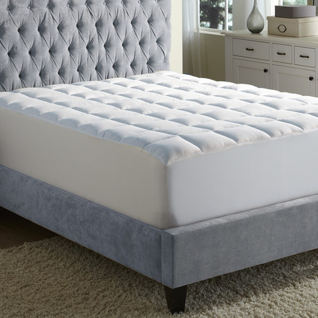 Cooling Mattress Pad + Coolmax Cotton Blended Cover (Twin)