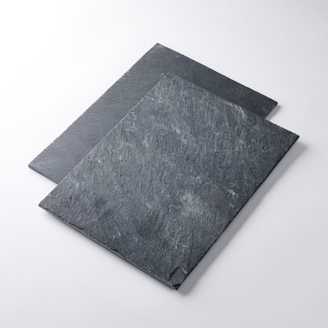 Slate Place Mat // Set of 2