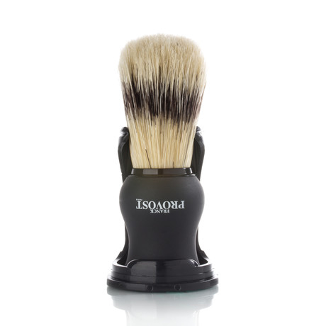 Pure Badger Perfect Shave Brush + Stand