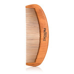Wooden Beard Comb + Brush