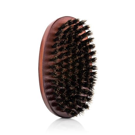 Boar Bristles Paddle Brush for Beard