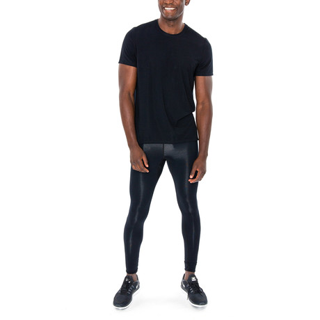 Race Point // Running Pant // Black (S)
