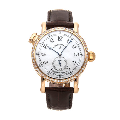 Chronoswiss Repetition a Quarts Automatic // CH1641RDMP // Pre-Owned